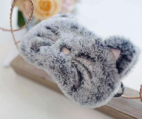 Augenpflege Werkzeug Katze Hund Augenmaske Cartoon Schlafmaske Plüsch Augenschutz Abdeckung Augenbinde Eyeshade Geeignet Für Reise Nach Hause