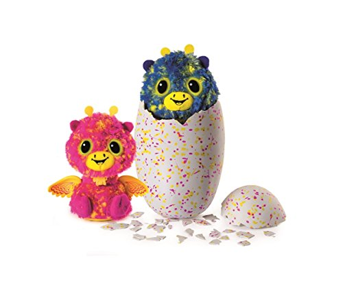 Bizak Hatchimals Figures, Color Purple (61921922)