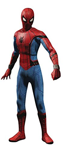 Mezco Toys One: 12 Collective: Marvel Spider-Man Homecoming Action Figure