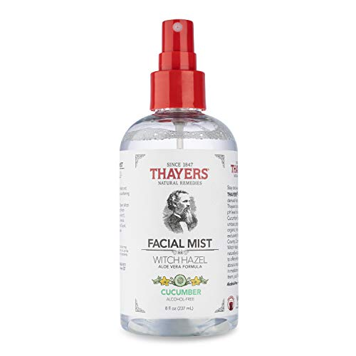 Mist Facial marca Thayers Natural Remedies