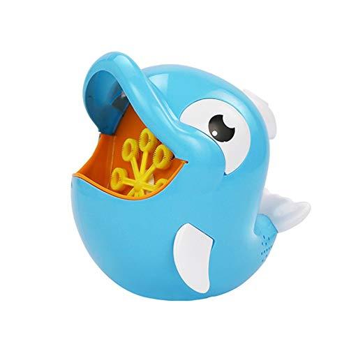 Bubble Machine, Blue Bubble Maker batterij controle Automatische Duurzame Bellenblazer for Kids, 500 bellen per minuut