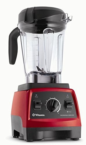 Vitamix Professional Series 300 Blender Red 056164 by VITAMIX