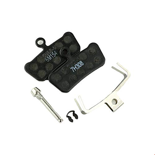 SRAM G2 Guide/Trail Disc Brake Pads, Organic Pad with Steel Backer
