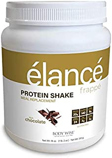 Elance Frappe (Shake) Chocolate -Meal Replacement - 18 oz
