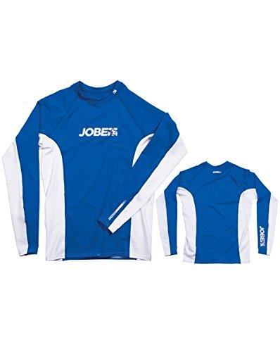 Jobe Herren Progress Rash Guard Long Sleeve Rashguards, Blau, XL