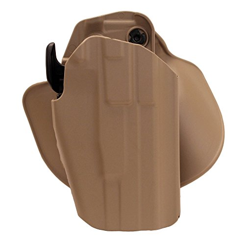Safariland 578-83-551 Pro-Fit GLS Holster (Standard), Size 1, Flat Dark Earth, Right Hand