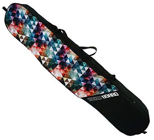 Ferocity Funda para Tabla de Snowboard Cargo Board Bag 168cm Triangles [051]