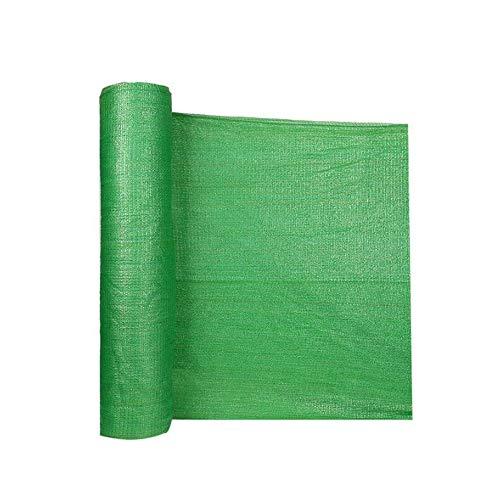 Shade Sails LHA Hele volume 6-pins zonnebrandnet/schaduw Net/UV Anti-aging Net schaduw doek -groen 5X50m