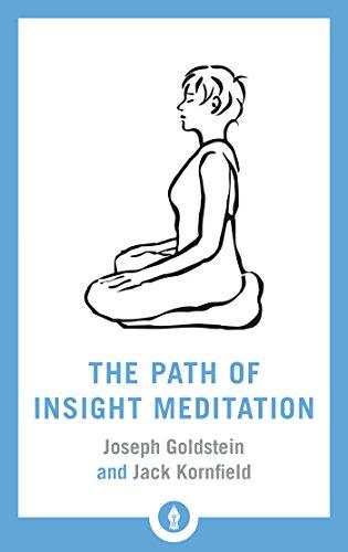 The Path of Insight Meditation (Shambhala Pocket Library Book 15) (English Edition)