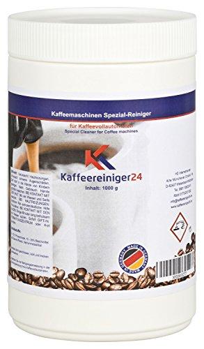 Reinigungspulver für Kaffeevollautomaten 1000g I Vielfältig einsetzbarer Reiniger I Geschmacksneutral, schnell löslich