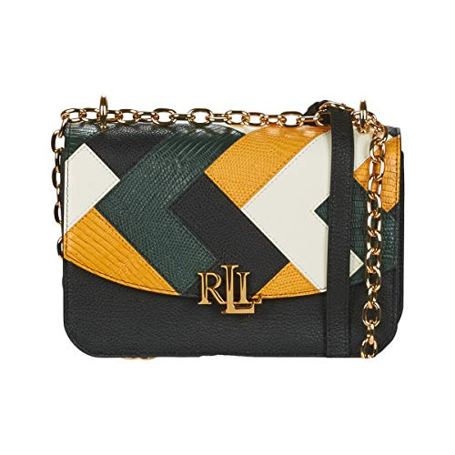 LAUREN RALPH LAUREN ELMSWOOD MADISON CROSSBODY MEDIUM Schoudertassen femmes Multi Schoudertassen met riem