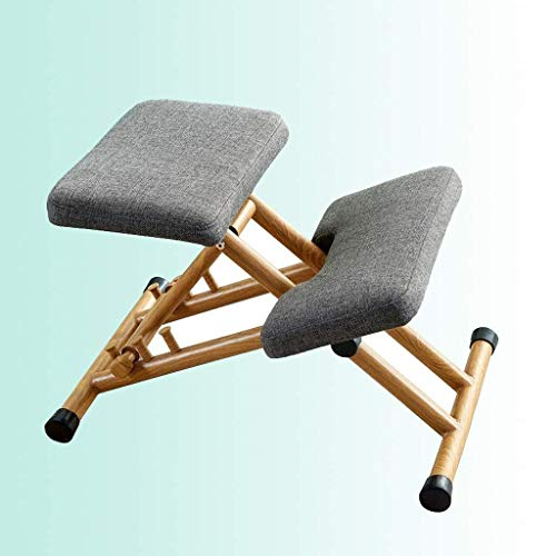 YAMMY Kneeling chairs Ergonomic chair Desk chairs Helps reduce lower back pain Improves posture Adjustable high