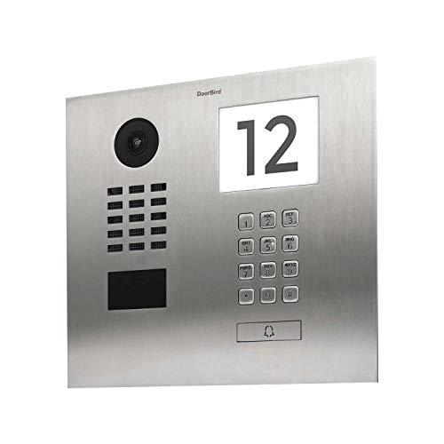 Doorbird D2101IKH - Vormontiertes beleuchtetes Informationsmodul - Doorbird