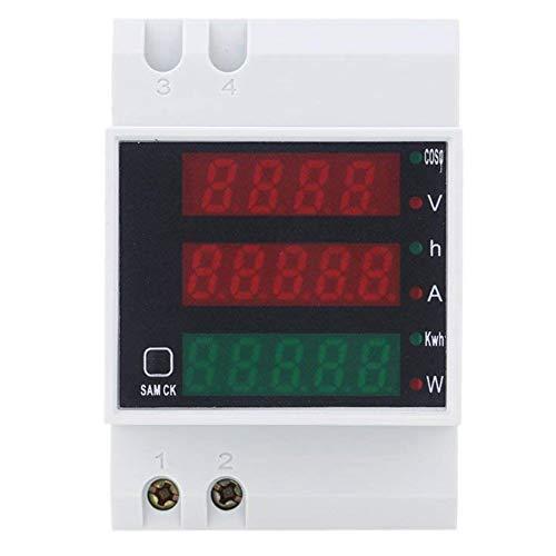 Harilla Pannello Amperometro Analogico CC con Amperometro Collegare Direttamente Lintervallo di Misurazione 0-20A