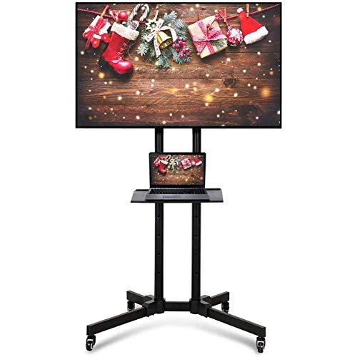 XUEXIONGSP Support Mobile TV Tilting 32-70 inch Display Rack bewegende slee MAX VESA 600 x 400 mm 110 lbs