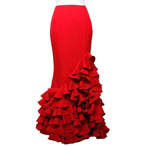 Faldas de flamenca 2020 tendencias 💙
