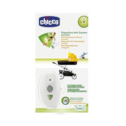 Chicco 1880200040 - Presa elettrica antizanzare a ultrasuoni Chicco