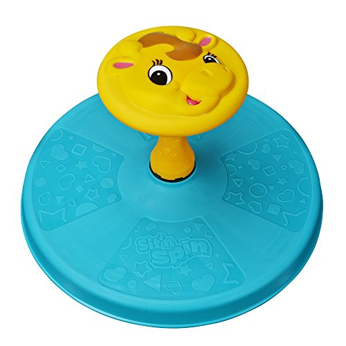 Cheapest Prices! Playskool Giraffalaff Sit n Spin