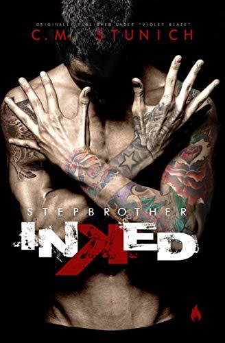 Stepbrother Inked: A Bad Boy Stepbrother Romance (English Edition)