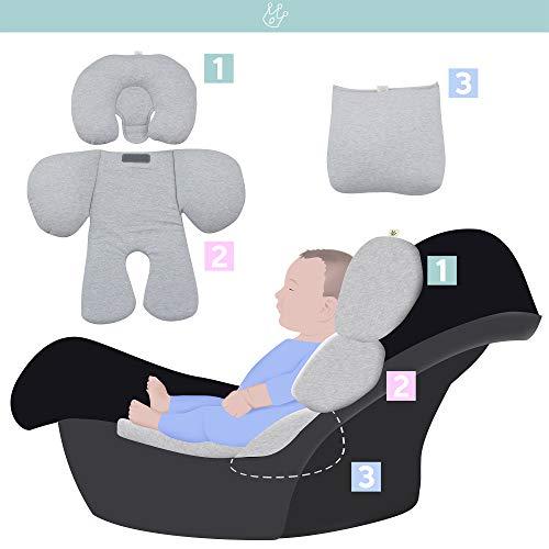 JANABEBE Reducer Cushion Infant Head