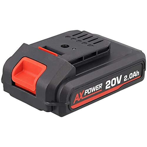 Ferm-AX-Power Aufladbarer Akku – CDA1154 20 Volt | 2.0 Ah