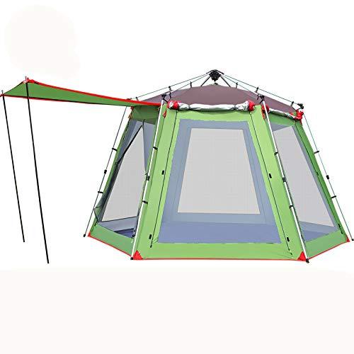 Dorling Kindersley Multimedia - DK Outdoor Campeggio Tenda 5-8 Persone Telescopico in Lega di Alluminio Attrezzature da Campeggio