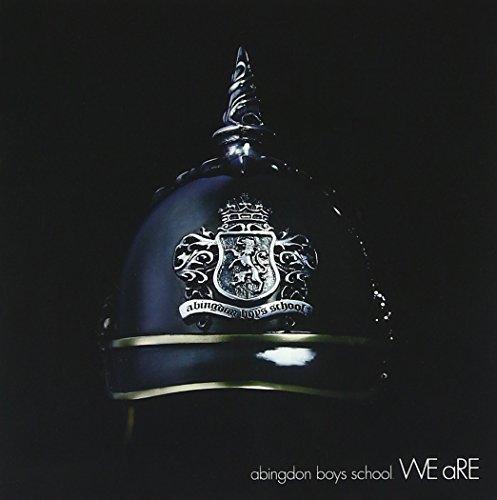 [画像:Abingdon Boys School - We Are (CD+DVD) [Japan LTD CD] ESCL-3911 by Abingdon Boys School (2012-09-05)]