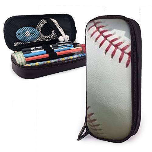 Federmäppchen mit Baseballhandschuh, für Jungen und Mädchen, groß, Stifteetui für Studenten, College, Schulbedarf und Büro