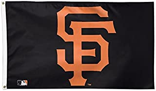 28 x 11 x 12 Multi Color Officially Licensed MLB San Francisco Giants Steal Duffel Bag