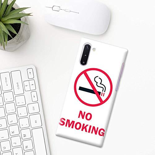 Sigaretta Funda Samsung Galaxy S10 Plus S10e S9 S8 S7 edge S6 Note 8 9 10 Pro Plastico Silicona Phone Case Cubierta del Teléfono Regalo Arte fumo tabacco fumatori fumo divieto di fumo