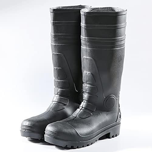 Zapatos de trabajo Botas de seguridad de la gorra de puntera de...