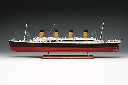 Amati 1606. Maqueta Barco del Titanic. Escala 1/250. Kit de Montaje