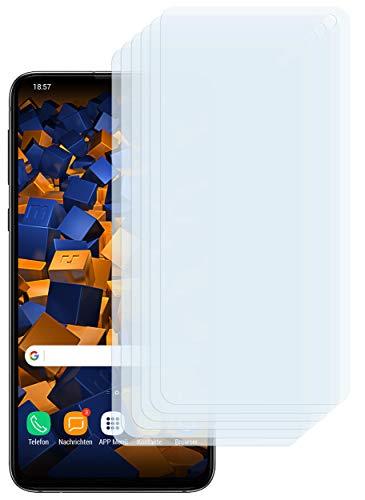 mumbi Schutzfolie kompatibel mit Samsung Galaxy S10e Folie klar, Displayschutzfolie (6x)