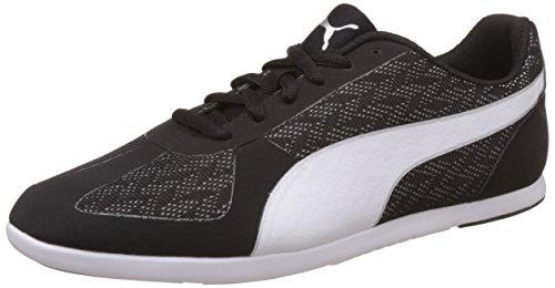 Puma Damen Modern Soleil Quill Sneaker, Schwarz Black White 02, 39 EU