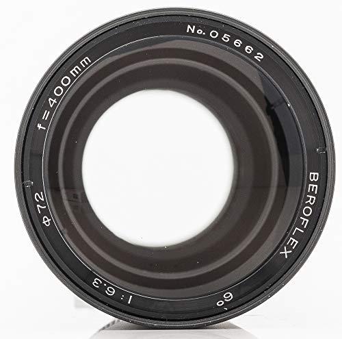 Unbekannt Beroflex 400 mm 400mm 6.3 1:6.3 - T2 T 2 analog & digital