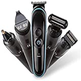 ÉPM Haircut Trimmer Electric Clipper, Grooming Set Trimmer Shaver para Hombres Ceja Nariz Oreja Barba Rastrojo Body Groomer