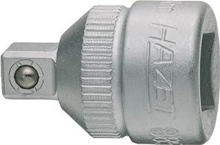 12 Points 18mm Diameter 24.2mm Width Stahlwille 46-18 Steel Extra Deep Bi-Hexagon Socket 3//8 Drive 65mm Length