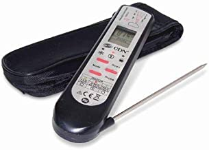 CDN ProAccurate Infrared Thermometer w/Thermocouple Probe