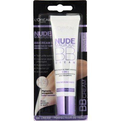 L 'Oréal BB Cream perfecteur de Teint Nude Magique Piel médium multitarjetas