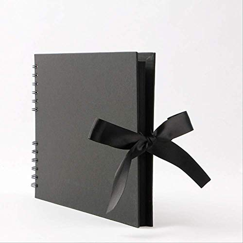 yishouhengcheng Fotoalbum 60 Seiten Fotoalben Sammelalbum Papier DIY Craft Album Sammelalbum Bildalbum Für Hochzeitstag Geschenke Erinnerungsbücher