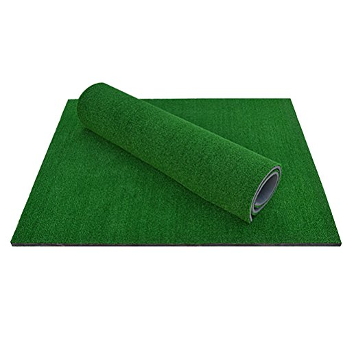 WINOMO Golf Übungsmatte Rasen Golfmatte 30 x 60cm für Hinterhof-Innenbüro
