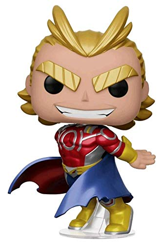 Funko- My Hero Academia All Might Figura de Vinilo - Coleccionable, Multicolor (43822)