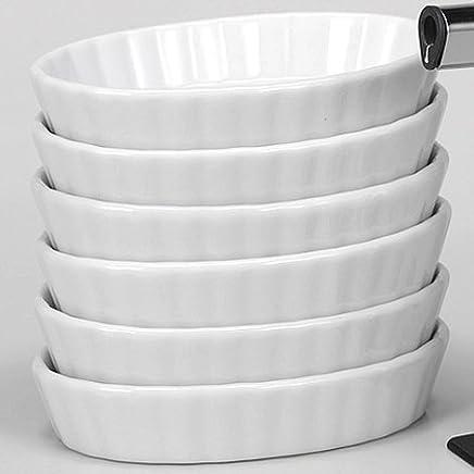 Preisvergleich für Küchenprofi Creme Brulee Schälchen 6er-Set