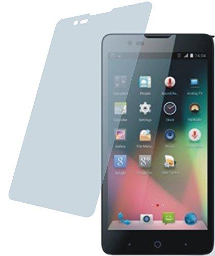 4ProTec I ZTE Blade L3 Plus (2 Stück) Premium Displayschutzfolie Bildschirmschutzfolie ANTIREFLEX - Kratzfest UND PASSGENAU