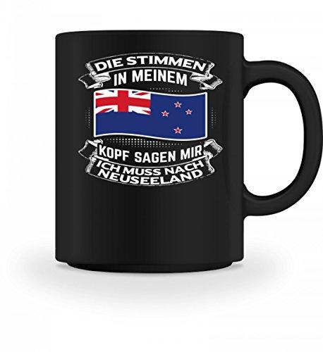 Chorchester Für alle, die Neuseeland lieben! - Tasse