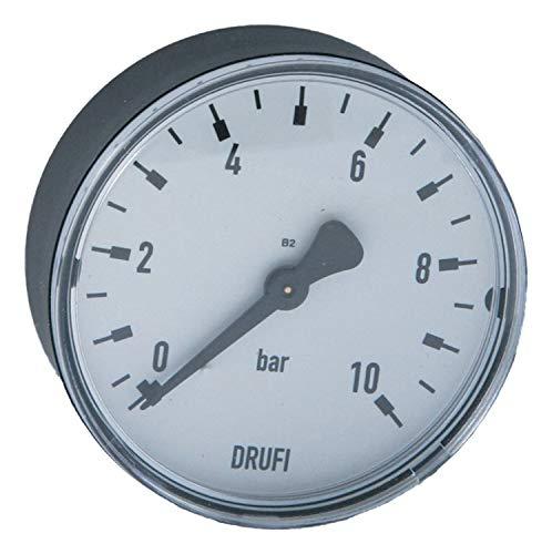 SYR Manometer, 0-10 bar, für alle Drufi Modelle, 231500921