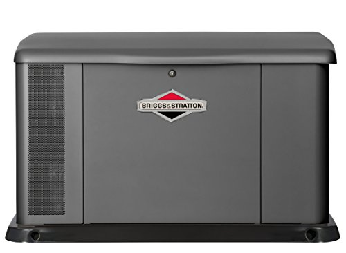 Briggs & Stratton 40396 20000-Watt Home Standby Generator System with Dual 200 Amp/Split 400 Amp Automatic Transfer Switch