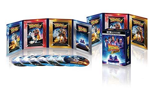 バック・トゥ・ザ・フューチャー トリロジー 35th アニバーサリー・エディション 4K Ultra HD + ブルーレイ...
