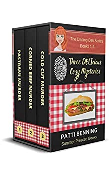 The Darling Deli Series Boxed Set: Volume 1 - Books 1, 2, 3 by [Patti Benning]