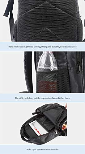 41nQWqtgWqL - The Si-mps-ons - Juego de mochila escolar con bolsas de almuerzo y estuche ligero para viaje para niños y niñas